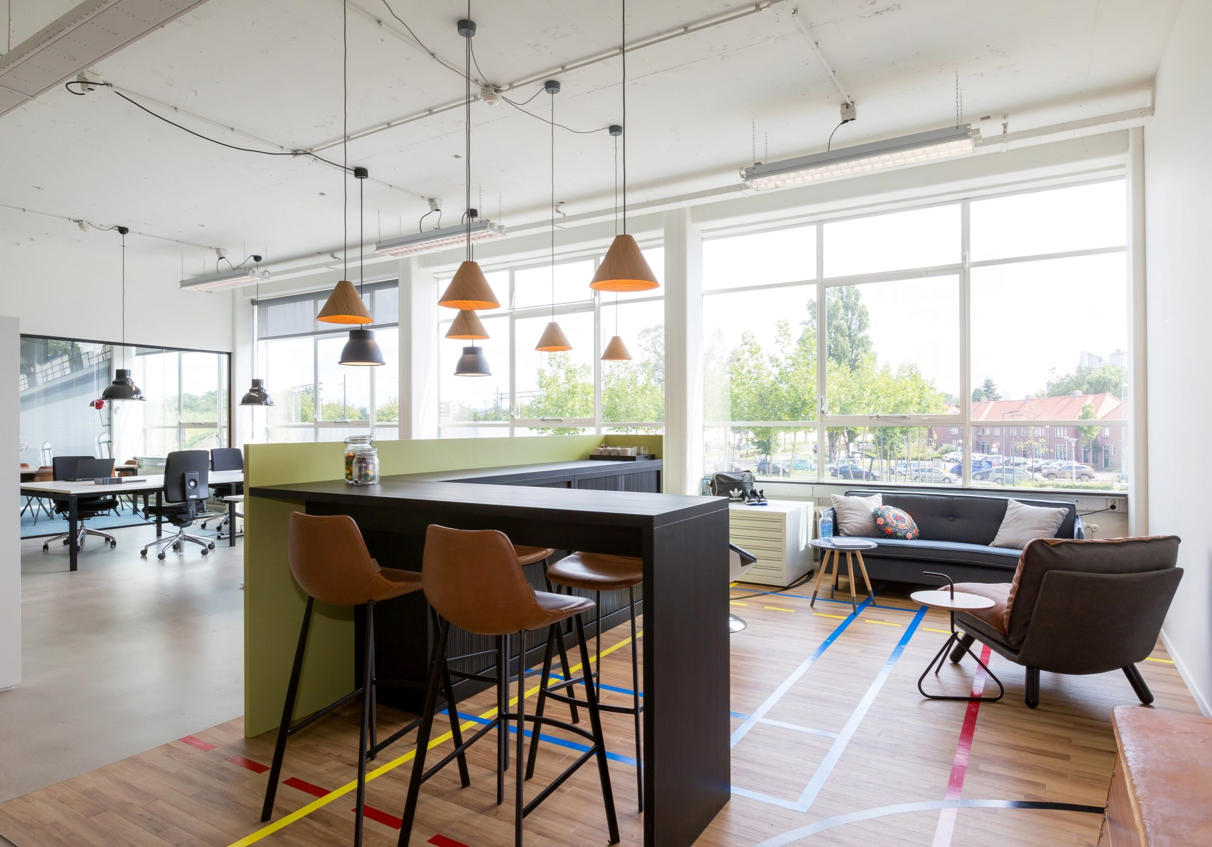 Interieur Negen Spelbepalers Eindhoven