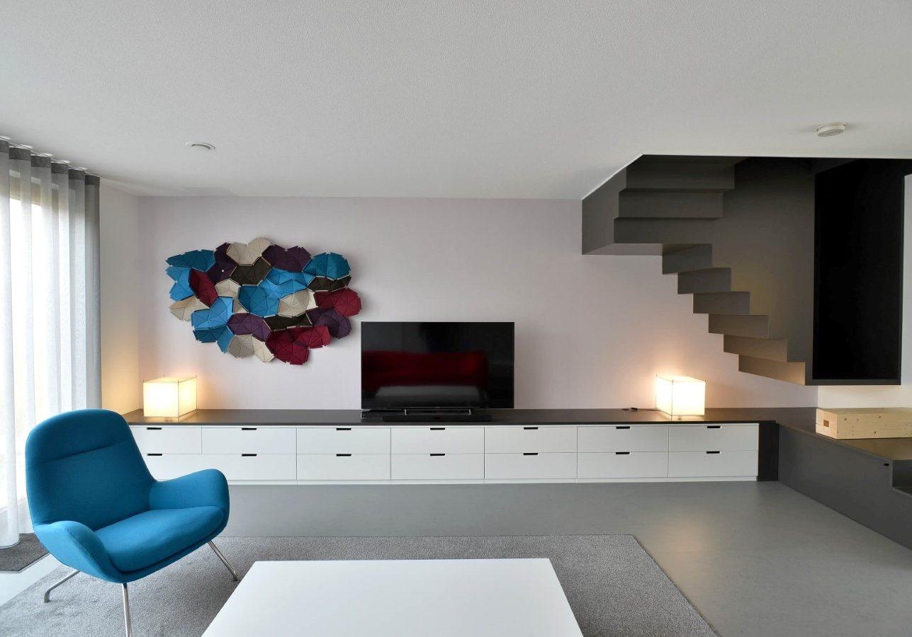 Interieur woonhuis te Tilburg