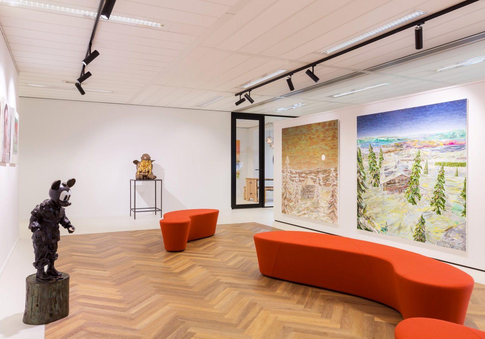 Ontwerp Kantoor Zandbeek Eindhoven